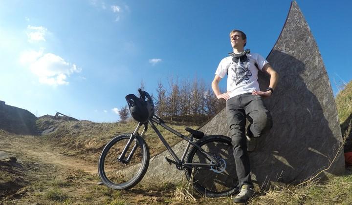 Niklas Hoos MVTE Teambike